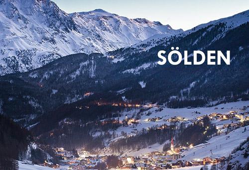Taxi Innsbruck nach Sölden