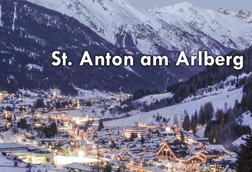 Taxi Innsbruck nach St. Anton am Arlberg