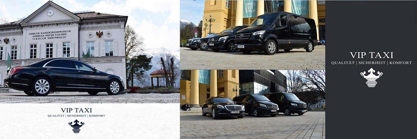 Taxis in Innsbruck - Transfer in Tirol
